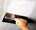 Процесс выравнивания потолков точно так же, как и выравнивание стен, проводится или сухим, или мокрым...