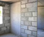 Укладка стен из пеноблока