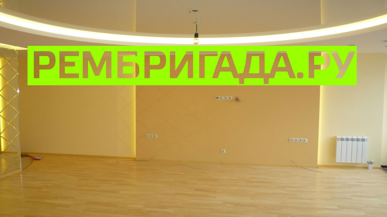 Фото и видео галерея выполненного ремонта в Москве